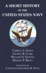 [해외]A Short History of the United States Navy (Paperback)