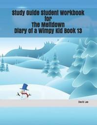 [해외]Study Guide Student Workbook for the Meltdown Diary of a Wimpy Kid Book 13 (Paperback)