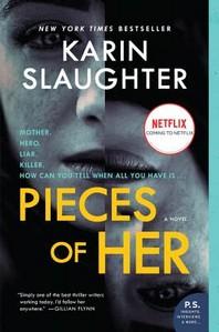 [해외]Pieces of Her (Paperback)
