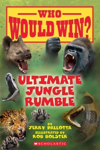 [해외]Ultimate Jungle Rumble (Who Would Win?), Volume 19