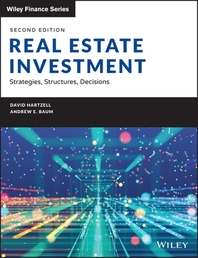 [해외]Real Estate Investment and Finance