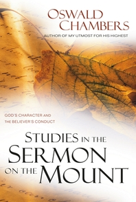 [�ؿ�]Studies in the Sermon on the Mount (Paperback)