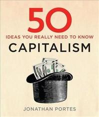 [해외]50 Capitalism Ideas You Really Need to Know (hardback)