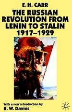 [해외]The Russian Revolution from Lenin to Stalin 1917-1929 (Paperback)