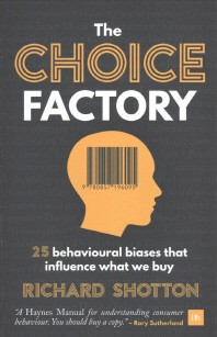 [해외]Choice Factory (Paperback)