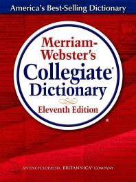 [해외]Merriam-Webster's Collegiate Dictionary, 11th Ed. Indexed [With CDROM]