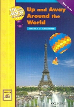 Up and Away Around the World(Up and Away in English 4B Reader)(New)