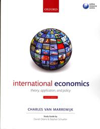 International Economics: Theory Application and Policy