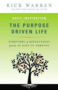 [해외]Daily Inspiration for the Purpose Driven Life