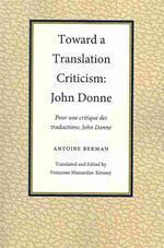 Toward a Translation Criticism