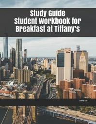 [해외]Study Guide Student Workbook for Breakfast at Tiffany's (Paperback)