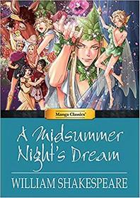 [해외]Manga Classics a Midsummer Nights Dream (Hardcover)