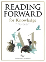 READING FORWARD FOR KNOWLEDGE A1(2011)  ((A1A2B1B2C1C2 전6권,연구용(일반용과 동일)CD있슴))