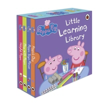 Peppa Pig's Little Learning Library