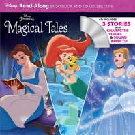 Disney Princess Magical Tales [With Audio CD]