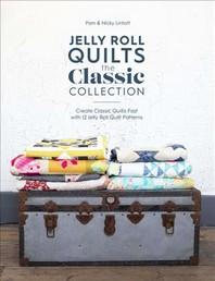 [해외]Jelly Roll Quilts