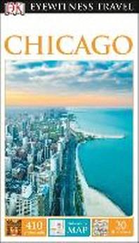[해외]DK Eyewitness Chicago (Paperback)