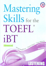 Mastering Skills for the TOEFL iBT: Listening