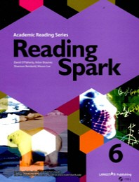 Reading Spark. 6(CD1장포함)(Academic Reading Series)