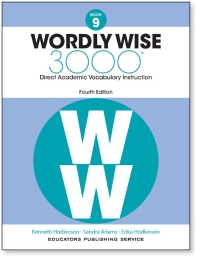 Wordly Wise 3000: Book 9 (4/E)
