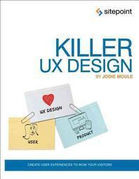 [해외]Killer UX Design (Paperback)