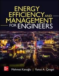 [해외]Energy Efficiency and Management for Engineers