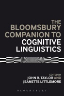 [해외]The Bloomsbury Companion to Cognitive Linguistics (Hardcover)