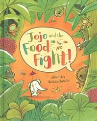 [해외]Jojo and the Food Fight (Hardcover)