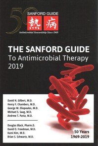 The Sanford Guide to Antimicrobial Therapy 2019 (Pocket Edition)