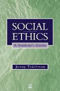 [해외]Social Ethics (Paperback)