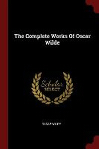 [해외]The Complete Works of Oscar Wilde (Paperback)