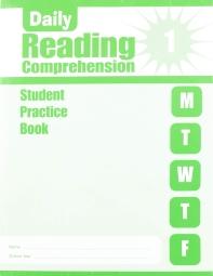 [해외]Daily Reading Comprehension, Grade 1 Sb