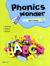 Phonics Wonder. 2: Short Vowel