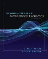 [해외]Fundamental Methods of Mathematical Economics (Hardcover)