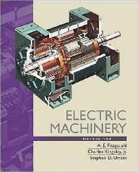 Electric Machinery, 6/E