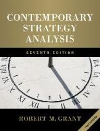 Contemporary Strategy Analysis 7/E