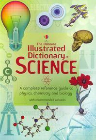 The Usborne Illustrated Dictionary of Science.