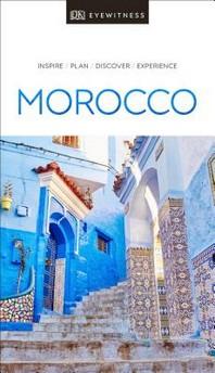 [해외]DK Eyewitness Morocco (Paperback)