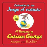 [해외]Coleccion de Oro Jorge El Curioso/A Treasury of Curious George (Bilingual Edition)