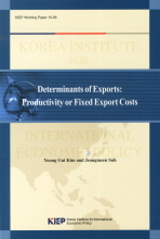 DETERMINANTS OF EXPORTS: PRODUCTIVITY OR FIXED EXPORT COSTS