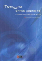 IT융합 SW산업 발전전략과 상용화기업 현황