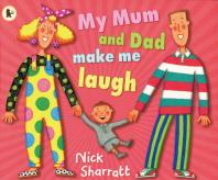 Pictory Set 1-47 : My Mum and Dad Make Me Laugh (Book + Audio CD)