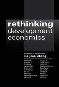 [해외]Rethinking Development Economics (Paperback)