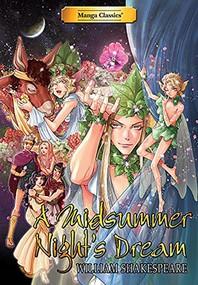 [해외]Manga Classics a Midsummer Nights Dream (Paperback)