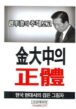 김대중의 정체