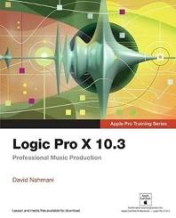 [해외]Logic Pro X 10.3
