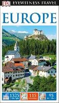 [해외]DK Eyewitness Europe (Paperback)