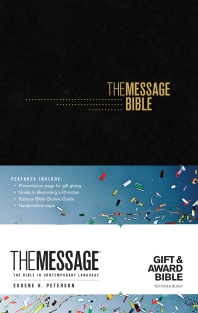 [해외]The Message Gift and Award Bible