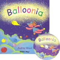 노부영 Balloonia (CD1장포함)