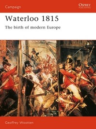 [해외]Waterloo 1815 (Paperback)